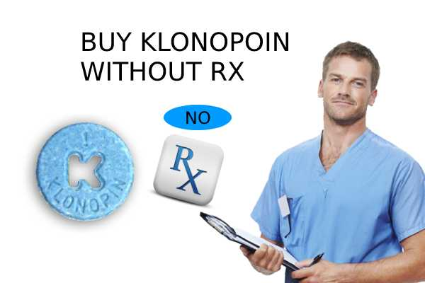 Klonopin with prescription