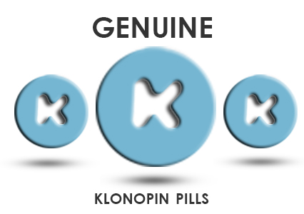 genuine klonopin pills