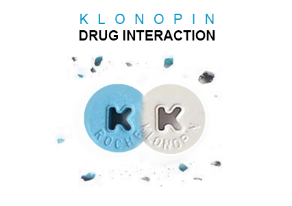 Klonopin drug interactions